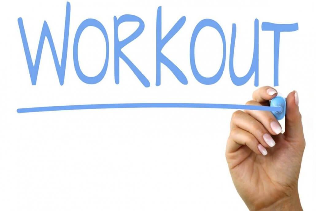Husk og træn for at øge din vægt