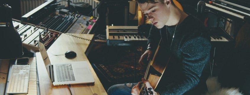 Sangskriver - Hvordan skriver man en sang