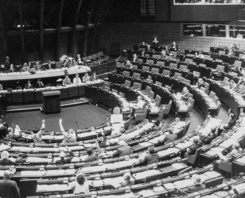 Hvordan fungerer Europa Parlamentet?