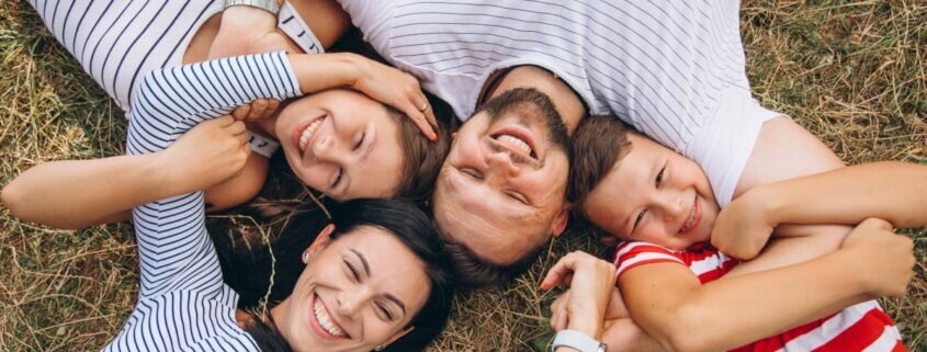 Sjov med familien